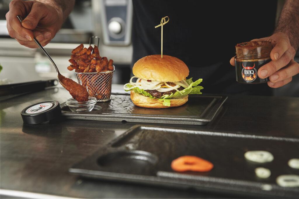 Netzwerk Burger 2