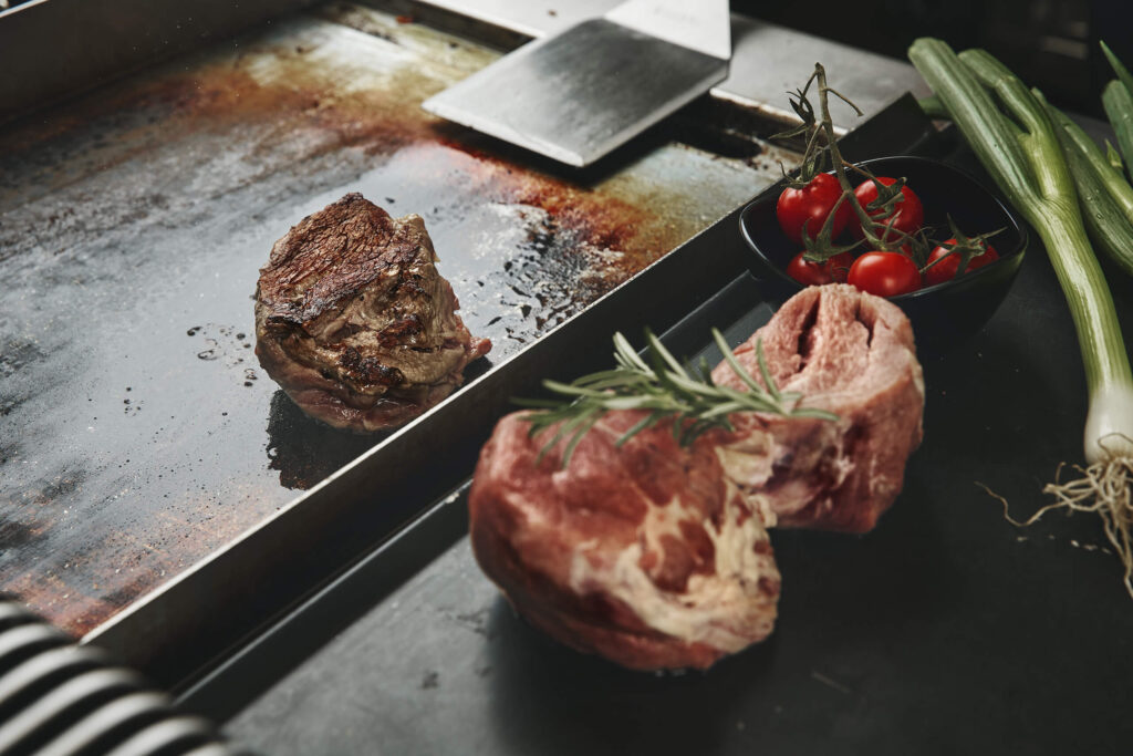Steak Netzwerk 111 Medium